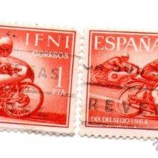 Sellos: IFNI -1964-EDIFIL 207.2-USADO. Lote 49848119