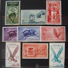 Sellos: COLONIAS ESPAÑOLAS - IFNI - AÑO 1965 NUEVOS (**) SIN FIJASELLO. Lote 50166007