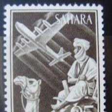 Sellos: COLONIAS ESPAÑOLAS - SAHARA - EDIFIL Nº 189 NUEVO (**) SIN FIJASELLOS . Lote 50451297