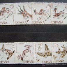 Sellos: COLONIAS ESPAÑOLAS - SAHARA - EDIFIL 271/74 + 279/82 NUEVOS (**) SIN FIJASELLOS . Lote 50504370