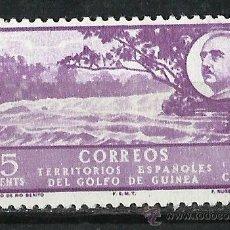 Sellos: ESPAÑA (GUINEA) - 1949 - EDIFIL 278** MNH. Lote 261579360