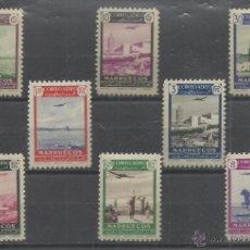 Briefmarken - MARRUECOS SERIE DE 1949 Nº 297/304 NUEVA - 52764753