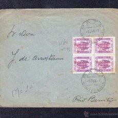 Sellos: 1941.- BATA (GUINEA) A RIO BENITO. Lote 53741948