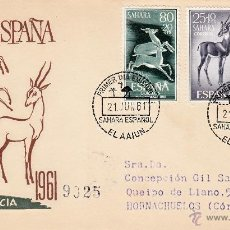 Sellos: EDIFIL 190/2. SPD CIRCULADO A HORNACHUELOS. EN REVERSO ED. 180 CON ROMBO DE PUNTOS S.E.. Lote 54682076