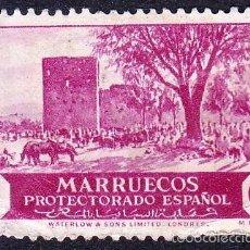 Sellos: MARRUECOS-VISTAS Y PAISAJES/1935-37. Lote 56007664