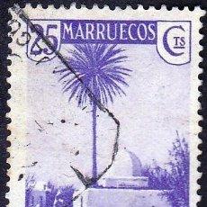 Sellos: MARRUECOS-VISTAS Y PAISAJES/1935-37. Lote 56007769