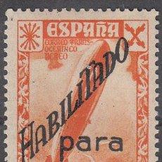 Sellos: BENEFICENCIA. EDIFIL 16. SELLOS DE ESPAÑA SOBRECARGADOS. 'TANGER'. NUEVO CON FIJASELLOS.. Lote 139278898