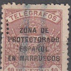 Sellos: EDIFIL 24. SELLOS DE TELÉGRAFOS DE ESPAÑA HABILITADOS . USADO. Lote 56280219
