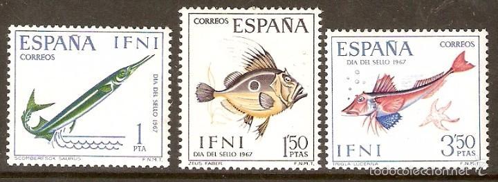IFNI EDIFIL 230/2** SIN FIJASELLOS (Sellos - España - Colonias Españolas y Dependencias - África - Ifni)