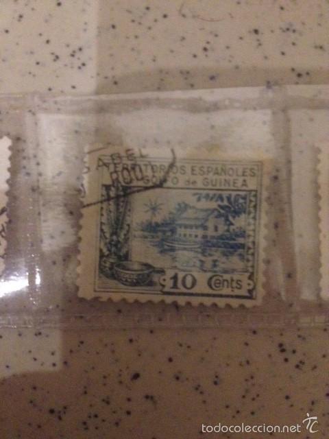 Sellos: 7 sellos de territorios españoles del golfo de guinea - Foto 2 - 58327436