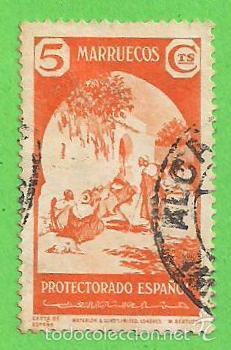EDIFIL 196 - MARRUECOS - CARTA DE MARRUECOS. (1939). (Sellos - España - Colonias Españolas y Dependencias - África - Marruecos)