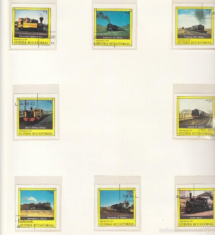 Sellos: RIO MUNI-GUINEA-ECUATORIAL ( 2 ÁLBUMES) - Foto 52 - 60035875