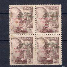 Sellos: GENERAL FRANCO . GUINEA ESPAÑOLA. EMIT. 1-9-1949. Lote 271540278