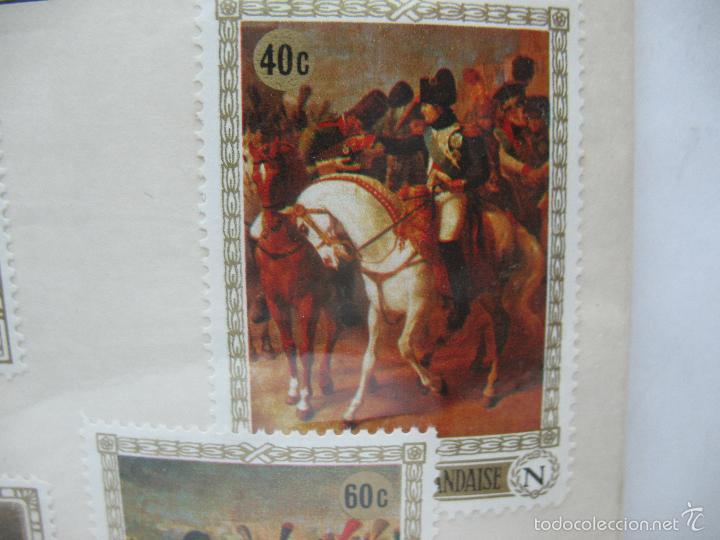 Sellos: Lote de 6 sellos de Ruanda - Foto 3 - 60510687