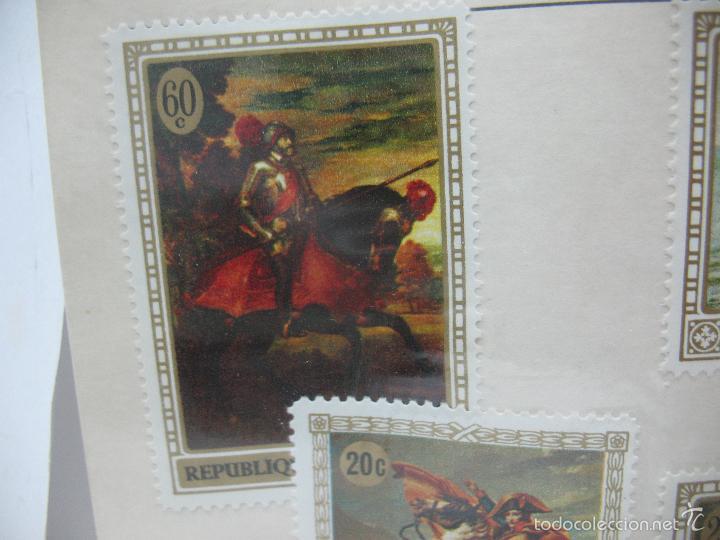 Sellos: Lote de 6 sellos de Ruanda - Foto 7 - 60510687