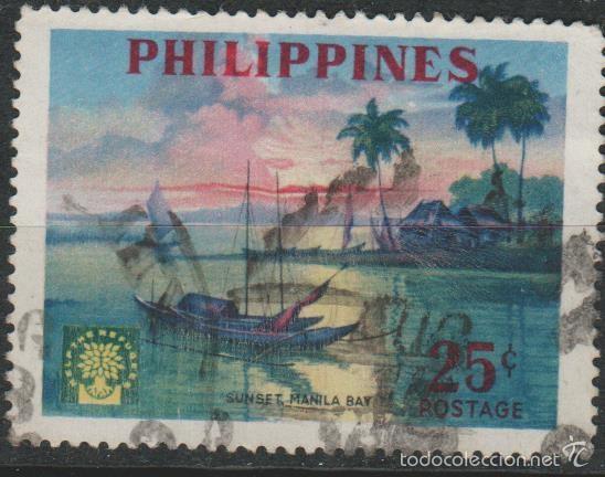 LOTE Z-SELLOS SELLO FILIPINAS (Sellos - España - Colonias Españolas y Dependencias - África - Otros)