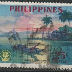 Sellos: LOTE Z-SELLOS SELLO FILIPINAS. Lote 110111642