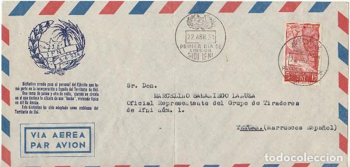 PD : 72 A. V CENT. NACIMIENTO DE ISABEL LA CATÓLICA 1951 (Sellos - España - Colonias Españolas y Dependencias - África - Ifni)