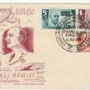 Sellos: PD : 88/90. VISITA DEL GENERAL FRANCO. 1951. Lote 62500132