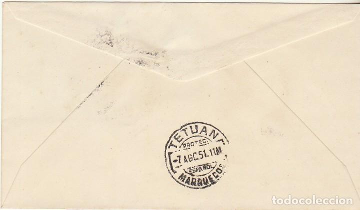 Sellos: PD : 88/90. VISITA DEL GENERAL FRANCO. 1951 - Foto 2 - 62500132