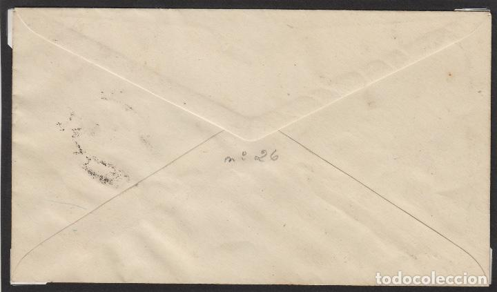 Sellos: IFNI -1959 Nº 156/8 FUTBOL, JABALINA .SOBRE PRIMER DIA CON MUY RARA ILUSTRACION - Foto 2 - 64895787