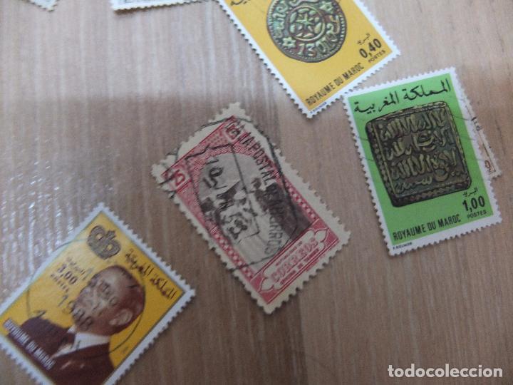 Sellos: lote sellos de marruecos - Foto 3 - 67013430