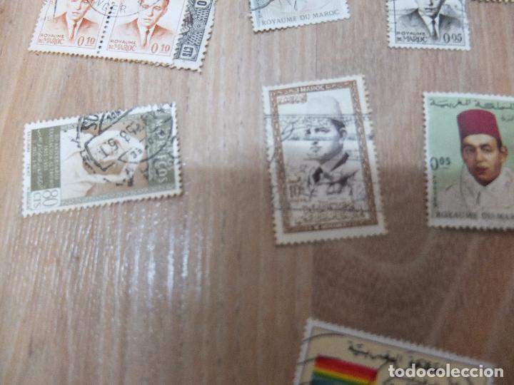 Sellos: lote sellos de marruecos - Foto 5 - 67013430