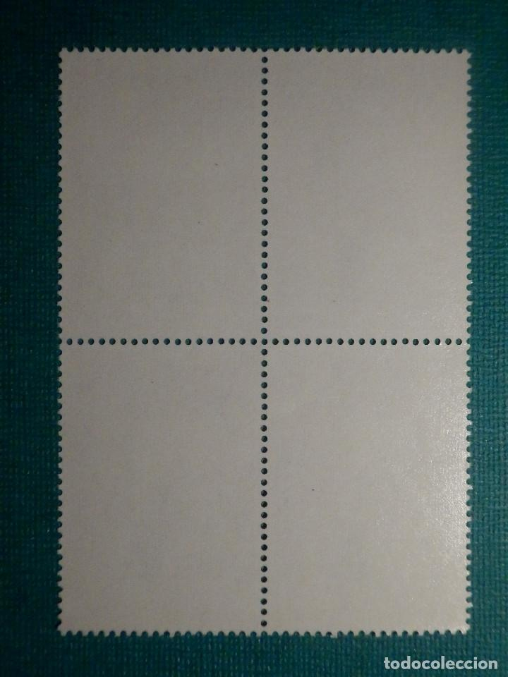 Sellos: SELLO - ESPAÑA - SAHARA - EXP. MUNDIAL FILATELIA - BLOQUE DE 4 - EDIFIL 319 - 1975 - 8 Pts - Foto 2 - 68876193