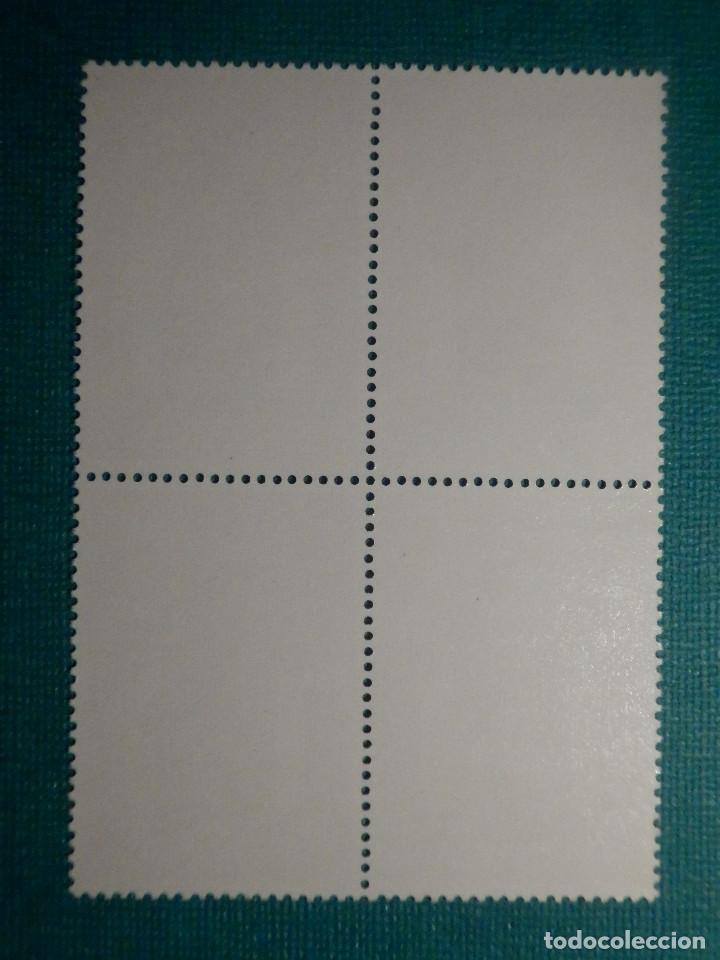 Sellos: SELLO - SAHARA - SERIE PRO INFANCIA MEZQUITAS - BLOQUE DE 4 - EDIFIL 314 + 315 - 1974 - 1 y 2 PTS - Foto 2 - 68879461