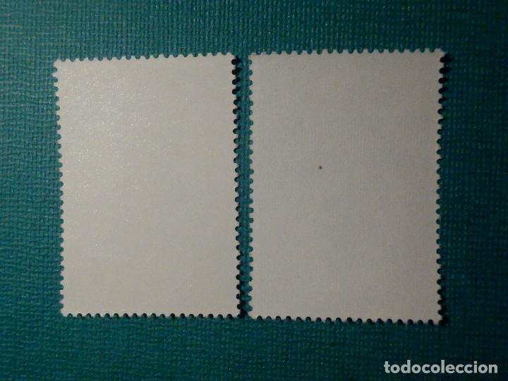 Sellos: SELLO - SAHARA - SERIE PRO INFANCIA MEZQUITAS - EDIFIL 314 + 315 - 1974 - 1 y 2 PTS - Foto 2 - 68879497
