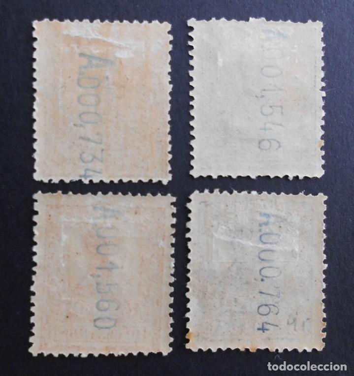 Sellos: GUINEA - ESPAÑA - DEPENDENCIAS POSTALES 1912 - Foto 2 - 68954893