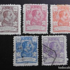Sellos: GUINEA - ESPAÑA - DEPENDENCIAS POSTALES 1922. Lote 68955393