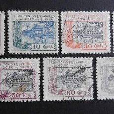 Sellos: GUINEA - ESPAÑA - DEPENDENCIAS POSTALES 1924. Lote 68955541
