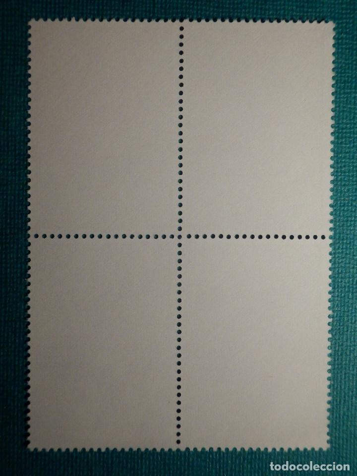 Sellos: SELLO - SAHARA - CORREO ORDINARIO - BLOQUE DE 4 - EDIFIL 322- 1975 - 3 PTS - Foto 2 - 68957393