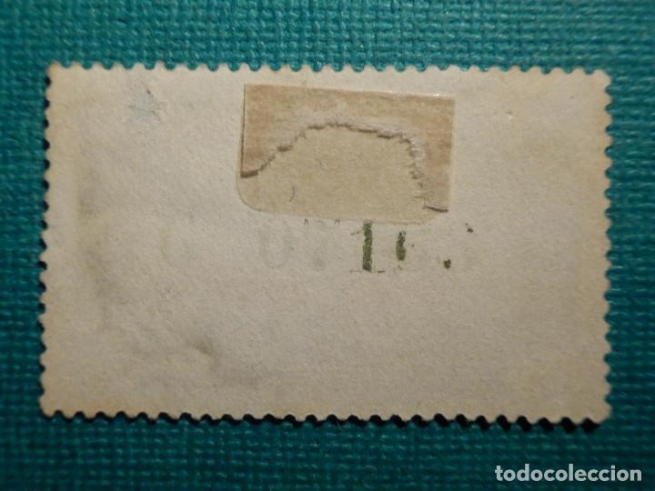 Sellos: SELLO - ESPAÑA - CABO JUBY - SELLOS DE MARRUECOS - 2CTS. - EDIFIL 68 - VERDE - 1935-1936 - Foto 2 - 68957485