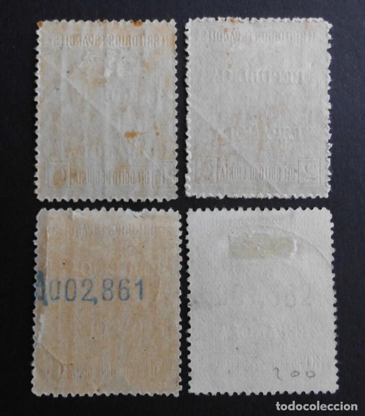 Sellos: GUINEA - ESPAÑA - COLONIAS ESPAÑOLAS Y DEPENDENCIAS POSTALES 1931 - Foto 2 - 69018817