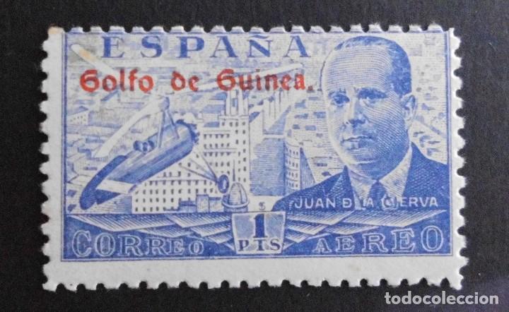 GUINEA - ESPAÑA - COLONIAS ESPAÑOLAS Y DEPENDENCIAS POSTALES 1942 (Sellos - España - Colonias Españolas y Dependencias - África - Guinea)