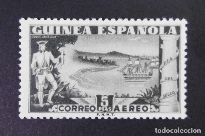 GUINEA - ESPAÑA - COLONIAS ESPAÑOLAS Y DEPENDENCIAS POSTALES 1949 (Sellos - España - Colonias Españolas y Dependencias - África - Guinea)