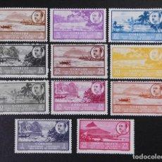 Sellos: GUINEA - ESPAÑA - COLONIAS ESPAÑOLAS Y DEPENDENCIAS POSTALES 1949 - 1950. Lote 69021093
