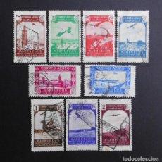 Sellos: MARRUECOS - ESPAÑA - COLONIAS ESPAÑOLAS Y DEPENDENCIAS POSTALES 1937. Lote 69442357