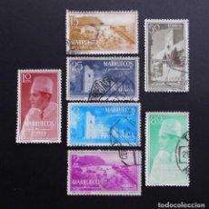 Sellos: MARRUECOS - REINO INDEPENDIENTE ZONA NORTE DE AFRICA 1956. Lote 69524293