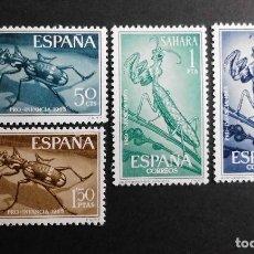 Sellos: SAHARA - ESPAÑA - COLONIAS ESPAÑOLAS Y DEPENDENCIAS POSTALES 1965. Lote 69694377