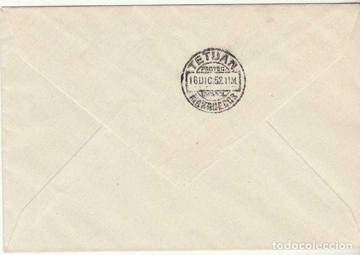 Sellos: PD : 86/8 . IV CENT. LEÓN EL AFRICANO. 1952. - Foto 2 - 71905091