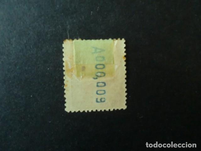 Sellos: RÍO DE ORO,1919,ALFONSO XIII,EDIFIL115*,NUEVO CON GOMA Y SEÑAL FIJASELLO,LOTE AB) - Foto 2 - 73297003
