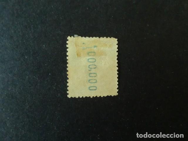 Sellos: RÍO DE ORO,1920,ALFONSO XIII,EDIFIL124N*,,VARIEDAD MUESTRA,NUEVO CON GOMA Y SEÑAL FIJASELLO,LOTE AB) - Foto 2 - 73304275