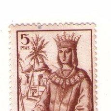 Sellos: AFRICA OCCIDENTAL ESPAÑOLA Nº 2, ISABEL LA CATOLICA (DIA DEL SELLO 1949), NUEVO. Lote 74970891
