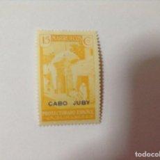 Sellos: CABO JUBY 1935 EDIFIL 71*. Lote 75711555
