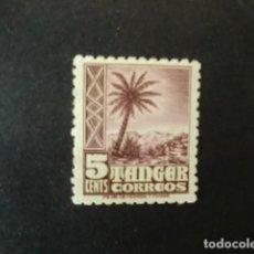 Timbres: TANGER,1948-1951,IPAISAJES,EDIFIL 153*,NUEVO CON SEÑAL FIJASELLOS,(LOTE AB). Lote 76376443