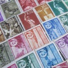 Sellos: COLECCIÓN DE 175 SELLOS DE LA GUINEA ESPAÑOLA. Lote 80017073