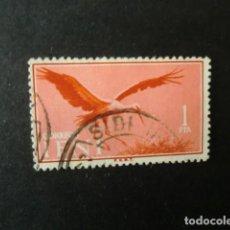 Sellos: IFNI,1960,AVES,EDIFIL 166,USADO,(LOTE AB). Lote 80343297